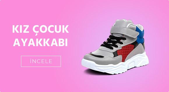 Kaliteli ve Ucuz Kız Çocuk Ayakkabıları